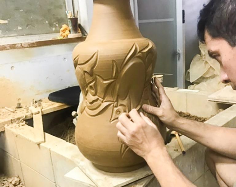 清正陶器壺屋窯とは