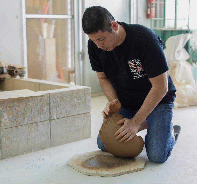 清正陶器について