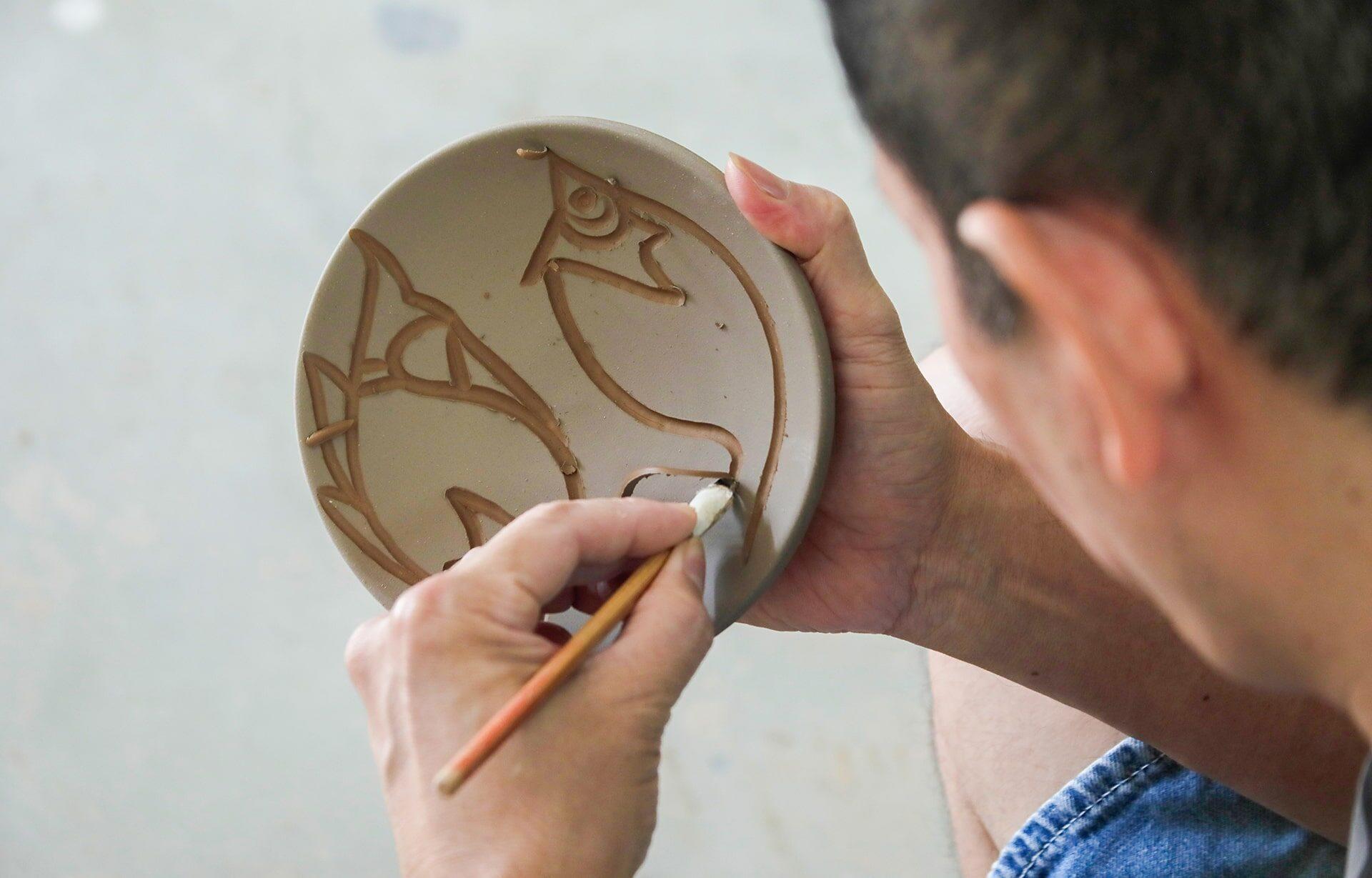 清正陶器壺屋窯の希望の光